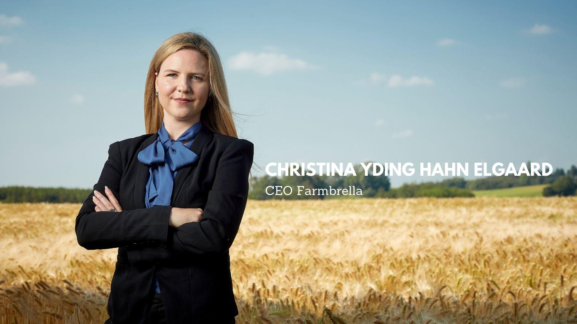 Christina Farmbrella