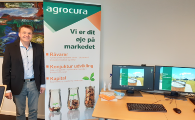 Jens Schjerning Agrocura Farmbrella